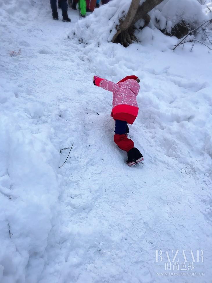 爬雪山 (5)