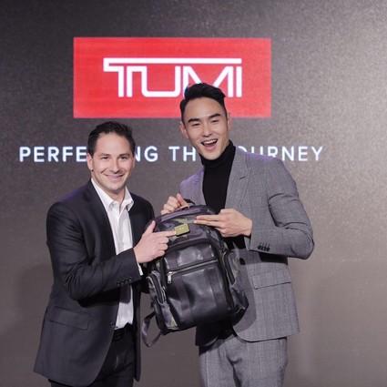 灵感加州梦想旅程  TUMI携手Global Citizen阮经天举办2018春夏新品预览