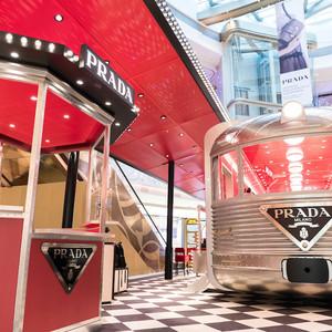 Prada Station期间限定店首度进驻「澳门银河」