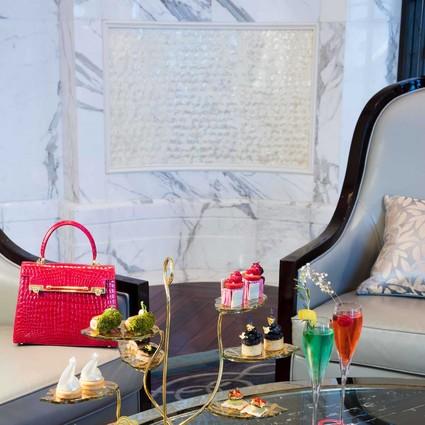 「时尚汇」购物中心完美揉合奢华时尚与精致美食 丽思酒廊独家呈献「KWANPEN 80周年庆典下午茶」