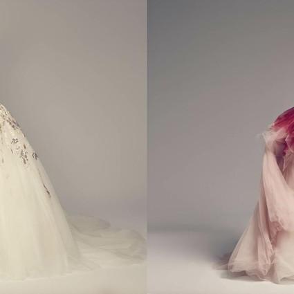 时代新女性的独一浪漫态度:NICOLE + FELICIA 2018春夏婚纱系列