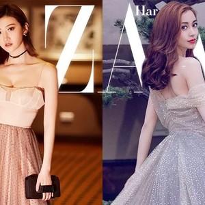 Baby没穿星空裙景甜没吃辣条,Dior高订秀女星到底在比什么?【芭九不离时髦】