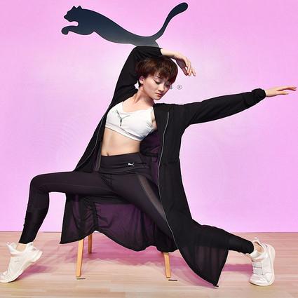 """PUMA X 纽约城市芭蕾舞团""""芭蕾塑形力量训练""""课程正式登陆中国"""