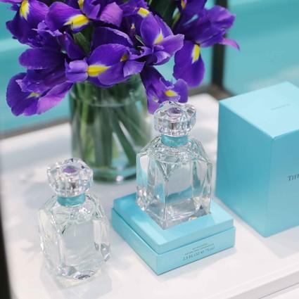 爱即是全部 Tiffany & Co. 蒂芙尼全新女士香氛盛大发布
