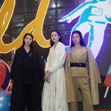 强缩绒成衣设计上海三国服饰最新2018AW产品发布,送给喜爱羊毛针织的你