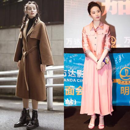 """一大批""""中年少女""""上线,刘亦菲也在其中?佛系少女热巴套路就不同!"""