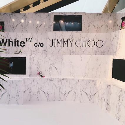 Jimmy Choo 2018春夏系列,摩登新绅士谱写自然赞歌