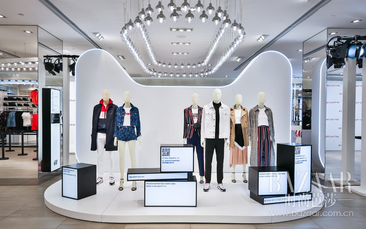 H&M携手天猫开拓时尚零售新格局