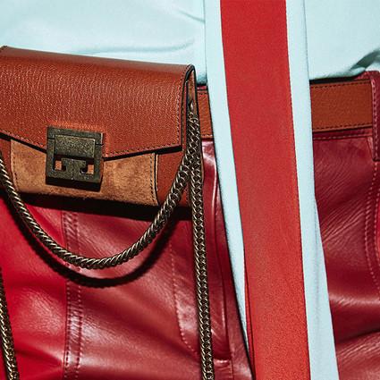 纪梵希推出全新 GV3系列手袋