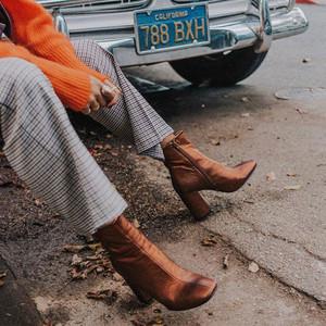 能用一双靴子解决的胖都不是胖!你真的会穿靴子吗?