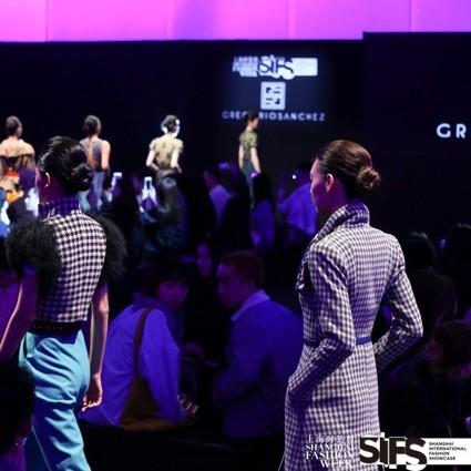 这个流光溢彩的时尚之夜,在众多时尚嘉宾的瞩目中,GREGORIO SANCHEZ的中国首秀惊艳降临。