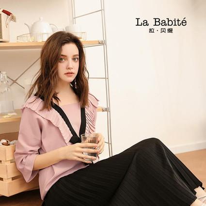 主题:LaBabite拉贝缇X PinkPanther粉红豹