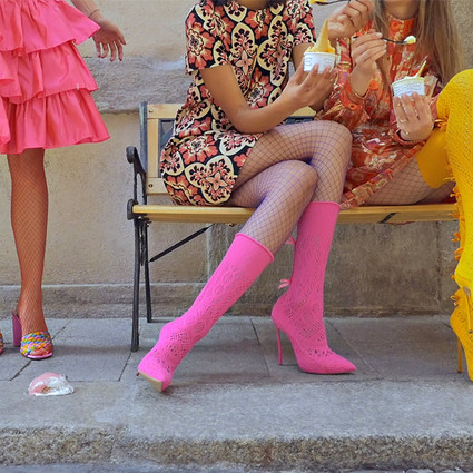 CESARE CASADEI 2018春夏系列 一个关于美学,热情和家族的故事。