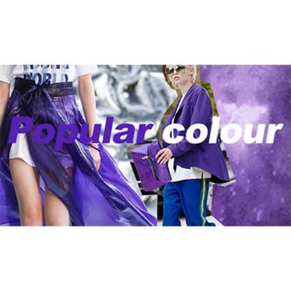 一条裙子就让杨幂上热搜,今年紫色到底有多时髦?!