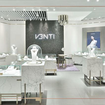 VENTI珠宝买手集合店落户长沙IFS,开创个性珠宝时代