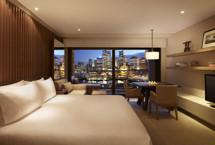 6 City Harbour Room