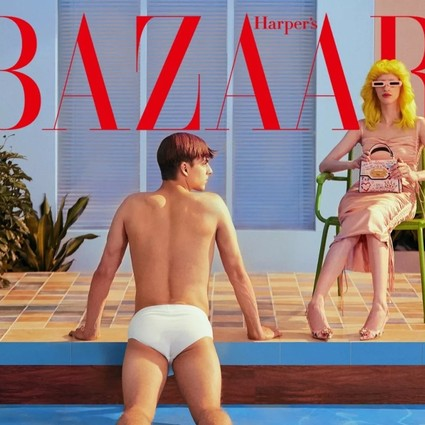 """""""重现""""David Hockney的艺术世界到底需要几步?【大片诞生记 】"""