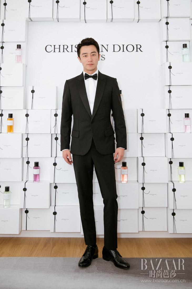 Dior迪奥中国区品牌大使黄轩