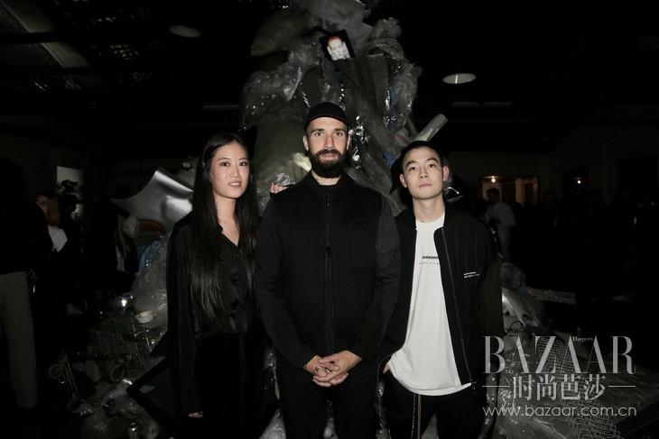 Lyna Ty + Adam Katz Sinding + Melvin Tanaya