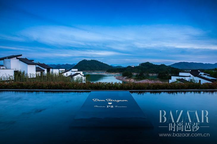唐培里侬于杭州千岛湖举办湖畔臻致之旅