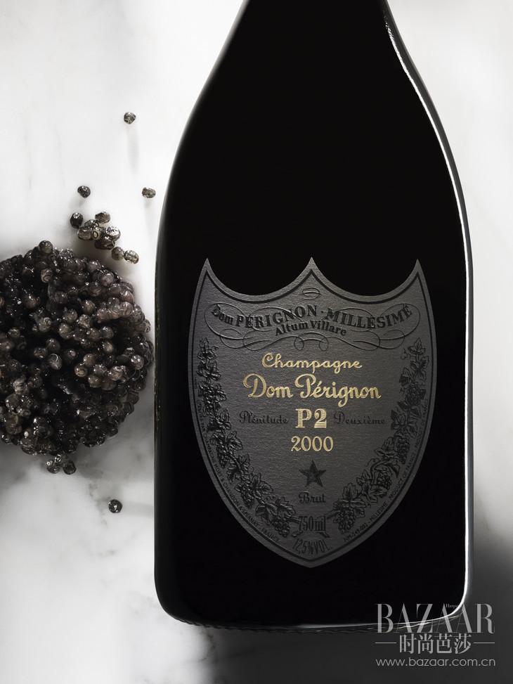 唐培里侬P2 2000年份香槟