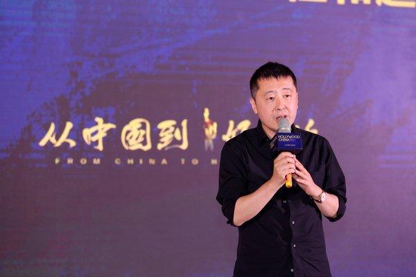 贾樟柯发表《中国电影发展的历程和趋势》演讲