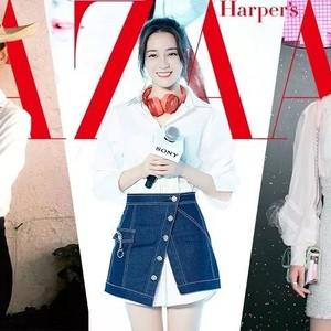 什么单品买了10年后也不后悔,刘诗诗和热巴的白衬衫啊!