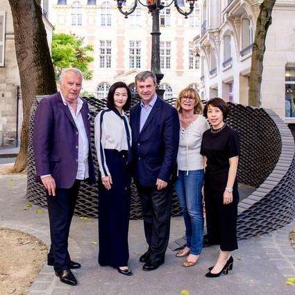 成都IFS携四川艺术家代表 首度参与巴黎左岸圣日耳曼Parcours艺术节