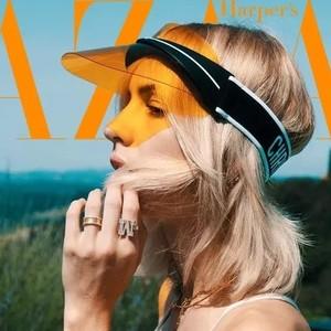 撑伞嫌费劲?时髦女防晒都选择戴这顶洋气的帽子!
