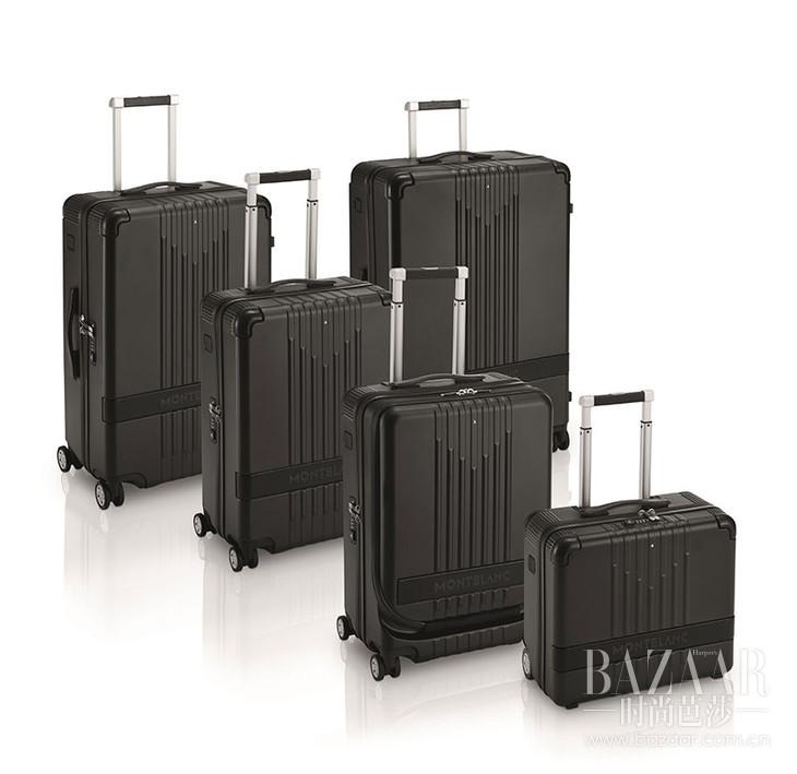 万宝龙#MY4810旅行箱产品系列图