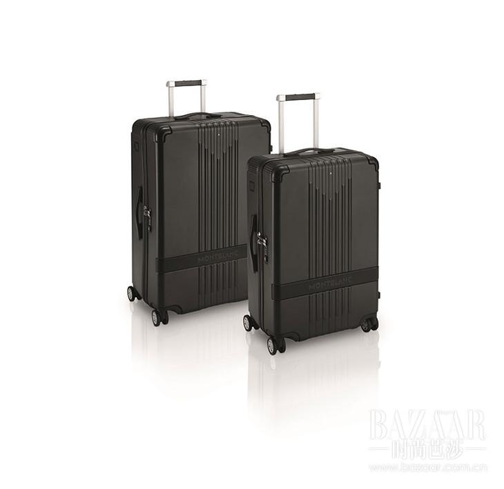 万宝龙#MY4810旅行箱产品旅行箱系列图