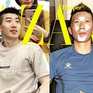 世界杯韩国门将赵贤佑其实是美妆博主?每天敷面膜比老婆还白!