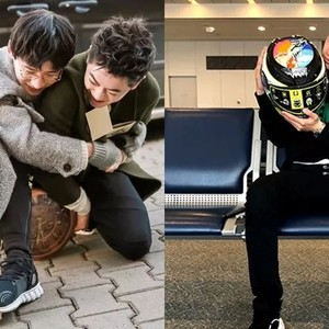 白敬亭的鞋,王一博的头盔,明星们的收藏癖了解一下【芭姐日常】
