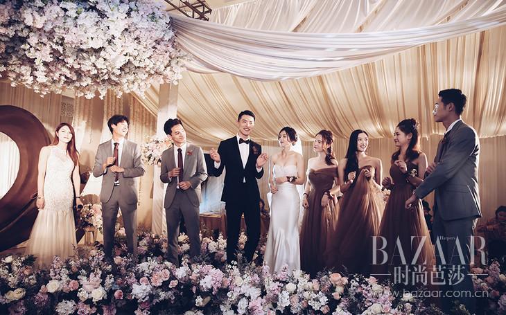 新郎新娘共舞-1