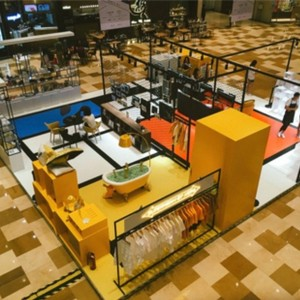 设计师品牌HOWL首个Pop-up Store落户上海时髦地标 携手「新零售概念」金奖Major大调用审美和创意做服装