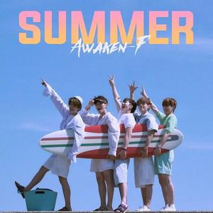 BazaarV情书 | Awaken-F 这个夏天,由我来守护你!