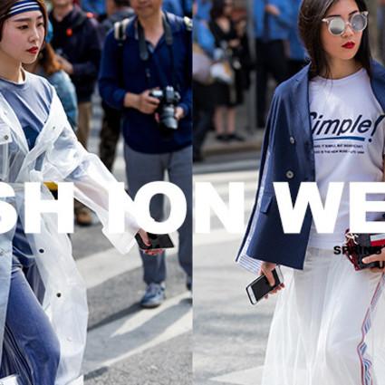 上海时装周被妖魔化?我只想给你看正确的街拍!