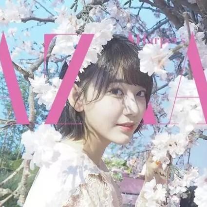 """Produce48的C位少女宮脇咲良,她的神秘""""铁刘海""""真不是粘了胶水?"""
