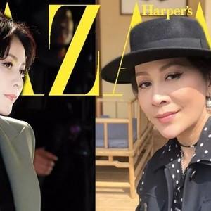 刘嘉玲曝光化妆台的C位品牌!原来这就是52岁依然如少女的秘密!