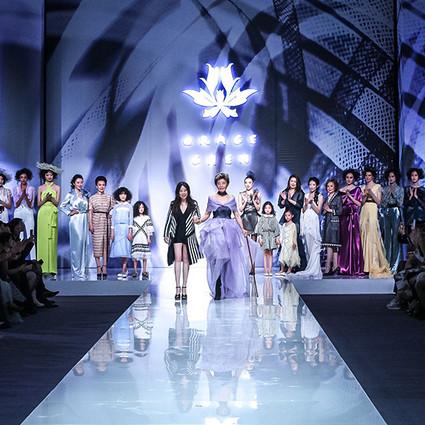 Grace Chen 2018春夏《摩登时代》系列首登中国国际时装周