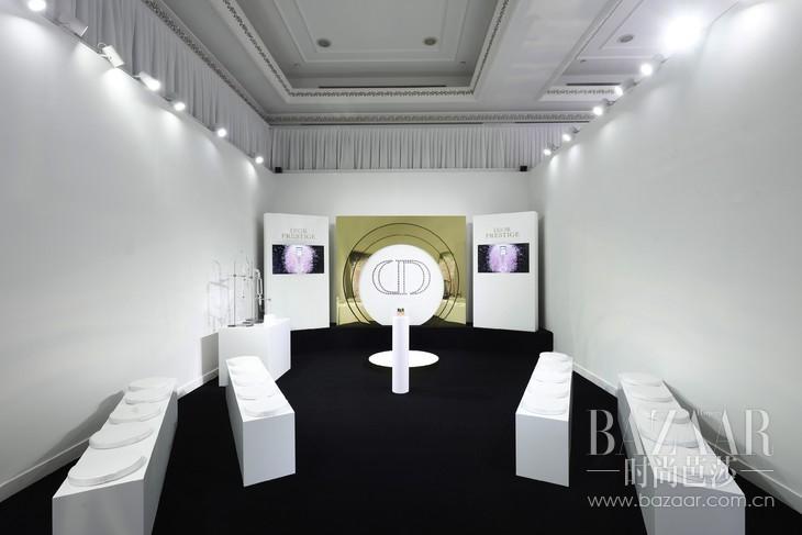 Dior迪奥花蜜活颜丝悦系列臻品分享会
