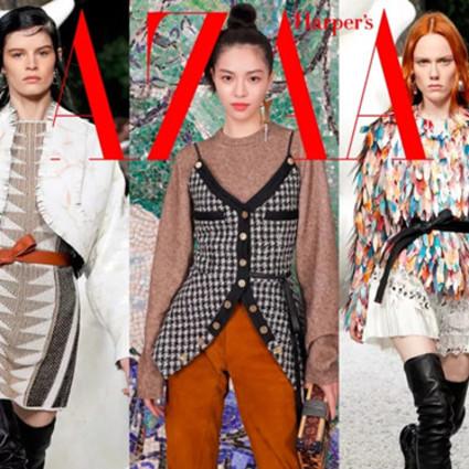打开Louis Vuitton的早春地图,进入她的城市部落
