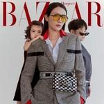 母亲节专辑|杨烁太太王黎雯:陪伴成长是最大满足