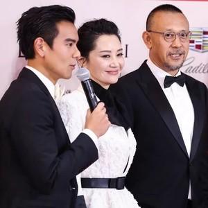 穿拖鞋走红毯?和彭于晏抢戏?上海电影节开幕到底发生了什么?