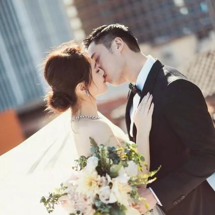 全世界都在祝福阿娇的洛杉矶婚礼,还只是新娘的幸福演习