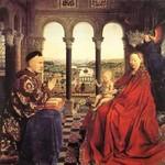 """他被誉为""""油画之父"""",堪称显微镜级别的绘画震惊世人!"""