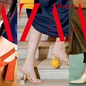 你需要这些清凉美鞋来迎接夏天【芭莎90秒】