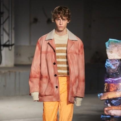 Acne Studios 2019 春夏男士系列,重新定义成衣。