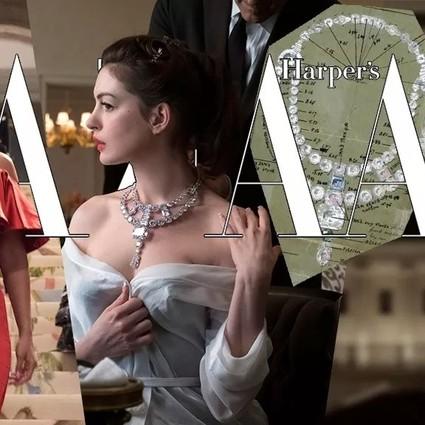 8个女人一台戏就为了偷走1.5亿美刀珠宝?可这明明是场时装秀