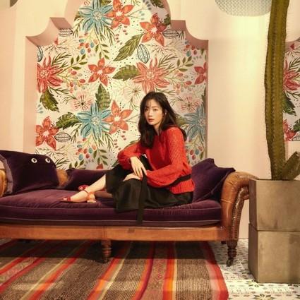 onefifteen x SHAO YEN 联名针织系列, 展现了一个神秘迷人的梦幻国度——摩洛哥